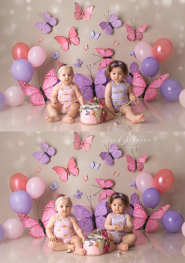 babyfotoshooting Zwillinge