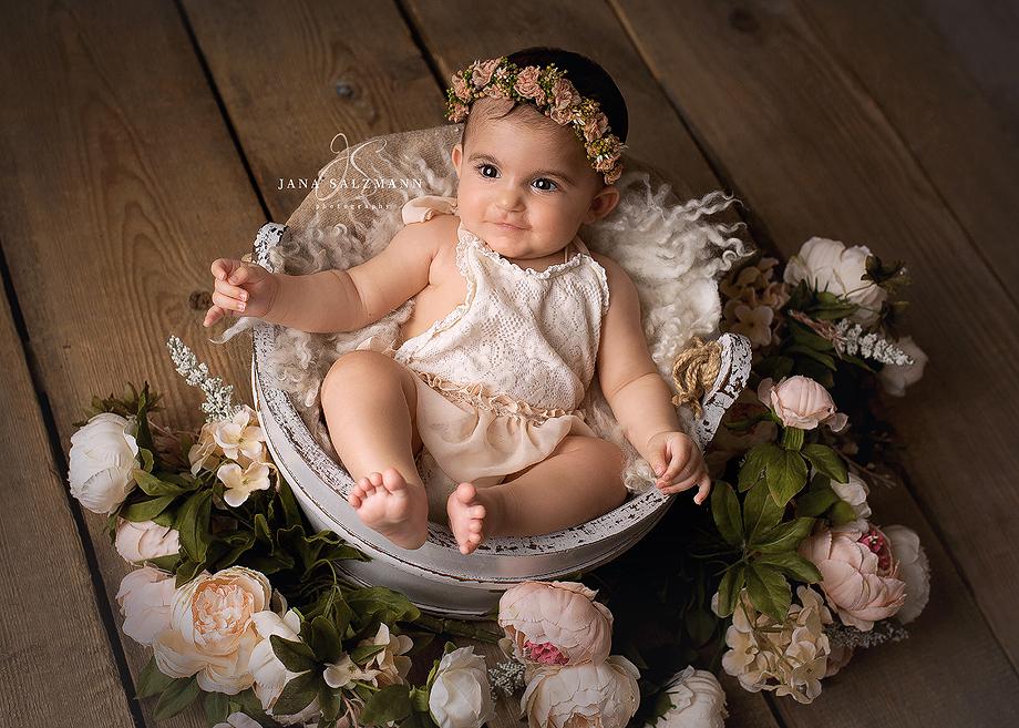 baby fotografin