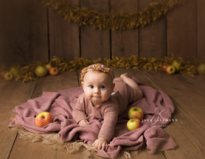 herbstfotoshooting baby