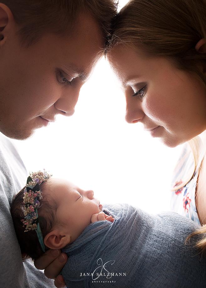 Familienfoto baby berlin