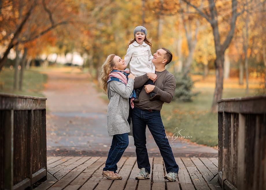 familienbilder Herbst