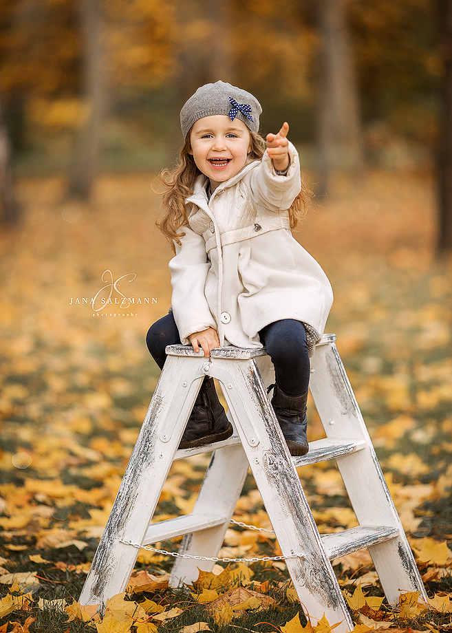 kinderfotoshooting Herbst berlin