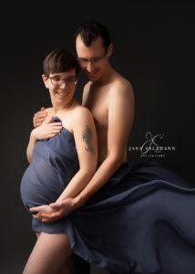 schewangerschaftsbilder mit Partner