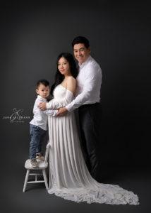 schwanger Familienfotograf