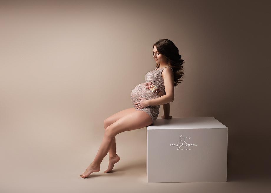 fotostudio Schwangerschaft