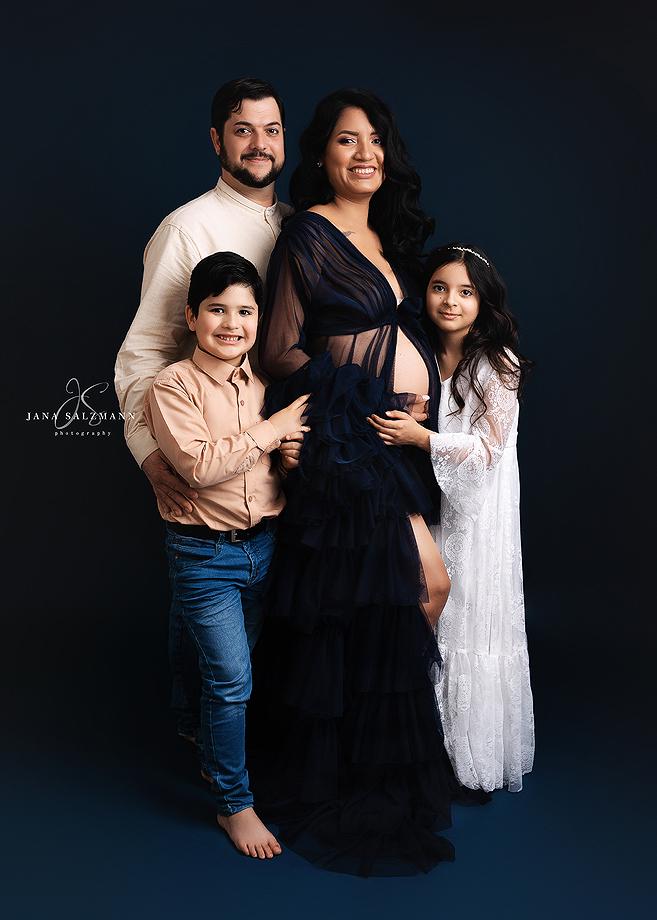 Schwangerschaft Familie